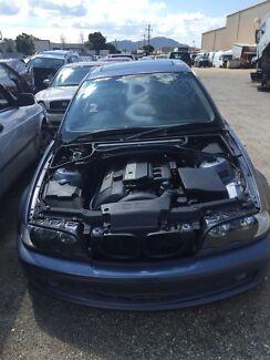 2002 BMW 320Ci - now wrecking