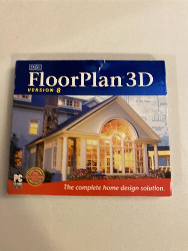 COSMI FloorPlan 3D v.8 [ Windows ] Sku:9