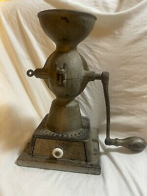 Antique Original Enterprise Mfg No 1 Philadelphia Coffee Grinder 1873