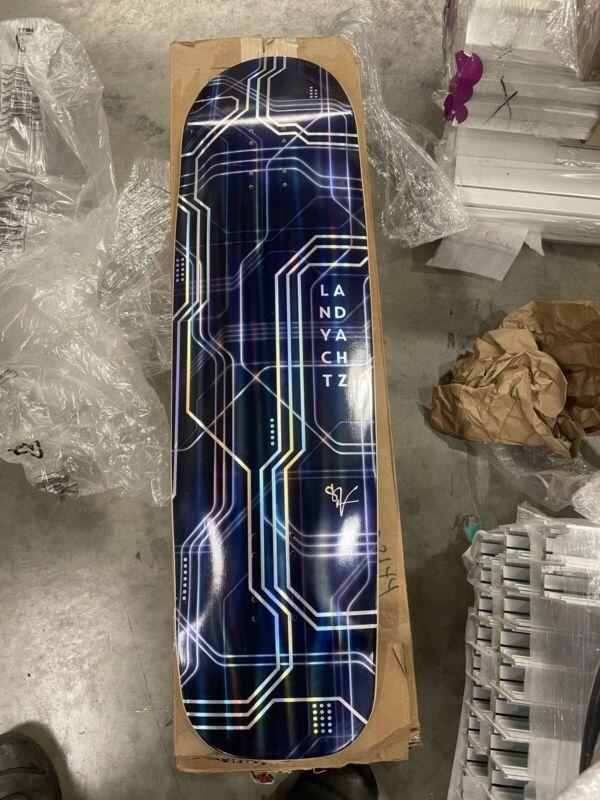 Landyachtz Sidewalker Relay Longboard Deck