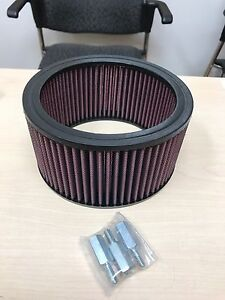 S & S HIGH FLOW AIR CLEANER