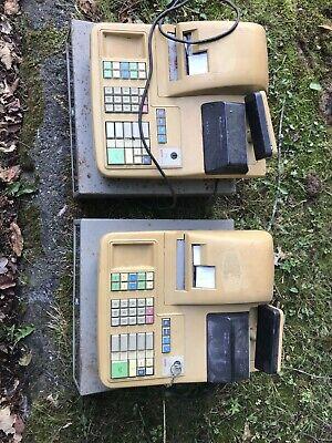 Sanyo Cash Register Ecr338 Parts