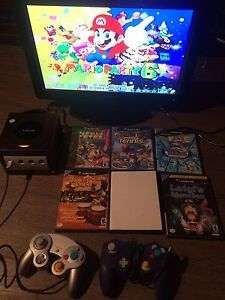 Gamecube package
