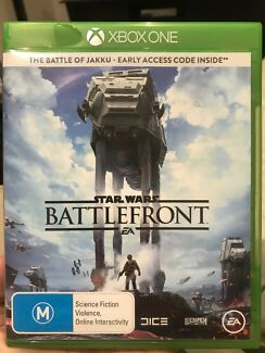 Star Wars Battlefront Xbox One game  Bayswater Knox Area Preview