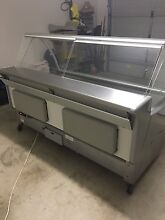 EuroCryor Commercial Display Fridge - In Excellent Condition Coomera Gold Coast North Preview