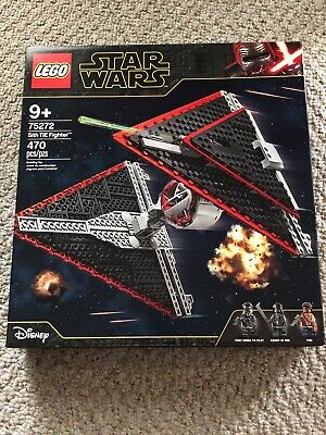 Lego Star Wars Sith TIE Fighter 75272 - In Stock