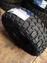 brand new mud terrain 4wd tyre size 31x10.50R15 tyres melbourne Tottenham Maribyrnong Area Preview