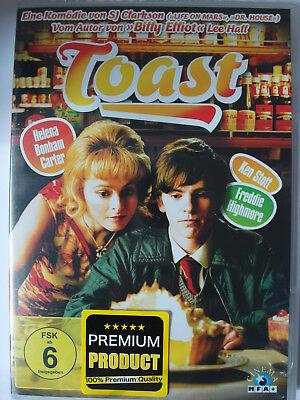 Toast - Krieg in der Küche - Helena Bonham Carter, Stott, Spaß für ganze Familie