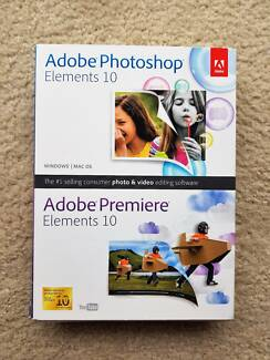 Adobe Photoshop Elements & Adobe Premiere Elements 10
