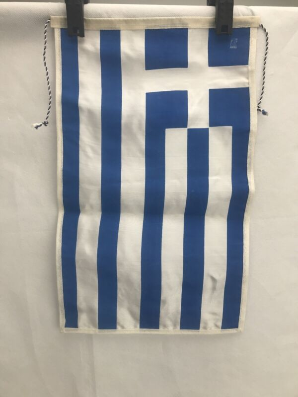 Greece Flag 15x9in
