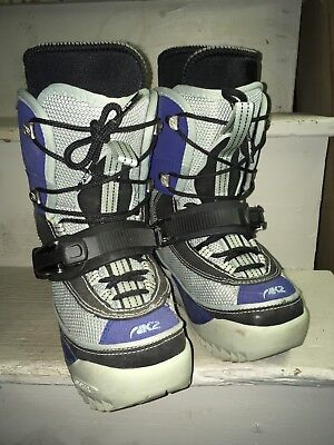 Youth K2 clicker snowboard Sector step in boots size US Kids 5, EUR 37, CM 23.5 for sale  Philadelphia