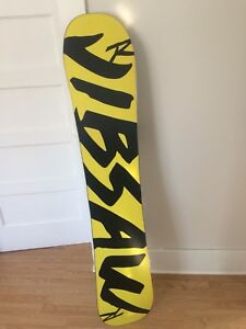 Snowboard Rossignol 155cm awesome conditions