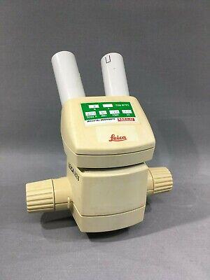 Leica Mz-6 Microscope Focusing Binocular Tube Head Body Mz6 Part Parts