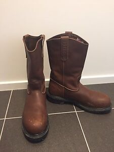 Steel toed work boot Newstead Brisbane North East Preview