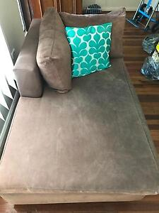 URGENT, MUST GO ASAPSofa bed couch with Chaise Pagewood Botany Bay Area Preview
