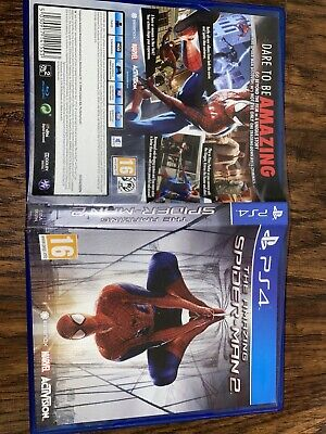 PS4 The Amazing Spider-Man 2 (Sony PS4 Playstation 4) Video Game