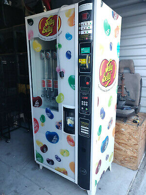 Jelly Belly Vending Candy Machine Bean Dispenser Rare