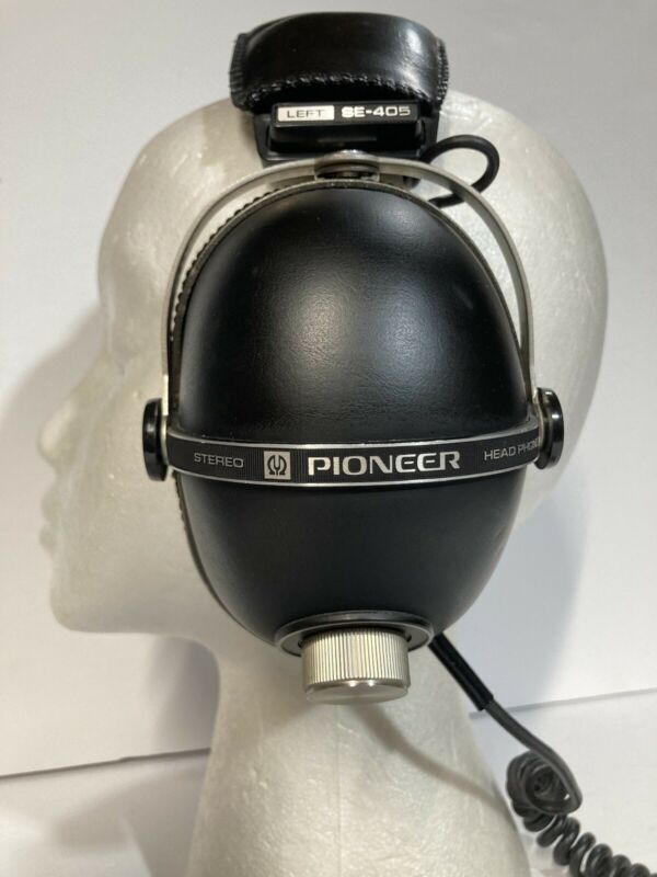 Addition to the order 5 vintage headphones *collectors* untested