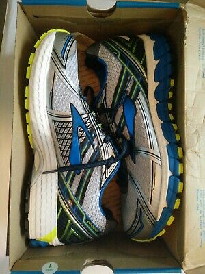 Brooks Adrenaline GTS 15 Blue / Silver - BNIB, New Never worn. UK 10.5 / EU 45.5