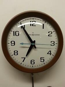 General Electric Clock Ebay