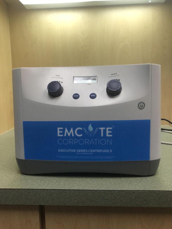 Emcyte Series II Centrifuge