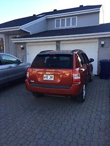 Jeep Compass 2008 3700$ Négociable