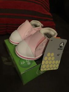 Baby girl crocs Strathfield Strathfield Area Preview