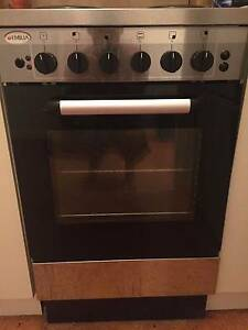 STAINLESS STEEL ELECTRIC STOVE RANGE WITH OVEN EMILIA Tempe Marrickville Area Preview