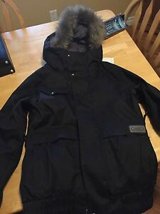 Burton dryride small winter jacket-WORN TWICE