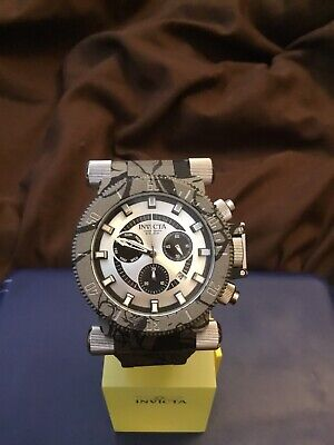 Invicta Coalition Forces Hydroplated Graffiti Steel Chronograph 51mm (New)