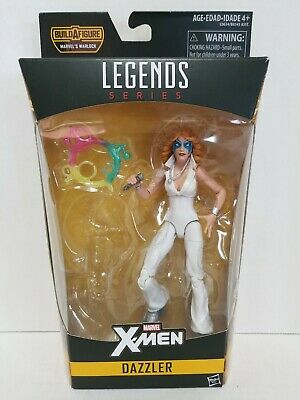 "Hasbro Marvel Legends X-Men Series Dazzler 6"" Action Figure NO BAF Piece"