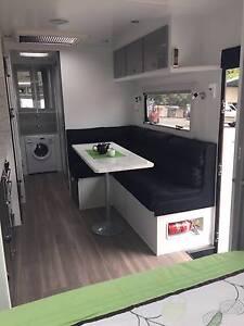 2017 Diamond Caravans RADIANT 23'6 FAMILY VAN Somerton Hume Area Preview