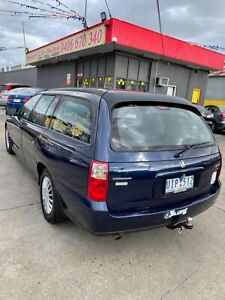 HOLDEN COMMODORE VY WAGON DUAL FUEL 2004 %%% RWC + 4 MONTH REGO %%% 4 NEW TYRES & AUTOMATIC  DUAL FU Dandenong Greater Dandenong Preview