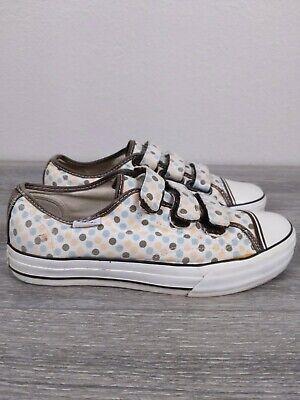 Casual Sneaker Shoe Canvas Women's Size 8.5 Mens 7 (Vans Polka Dot)