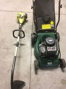 Lawn mower and whipper snipper Glenroy Moreland Area Preview