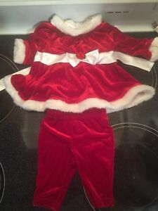 3 month Christmas outfit