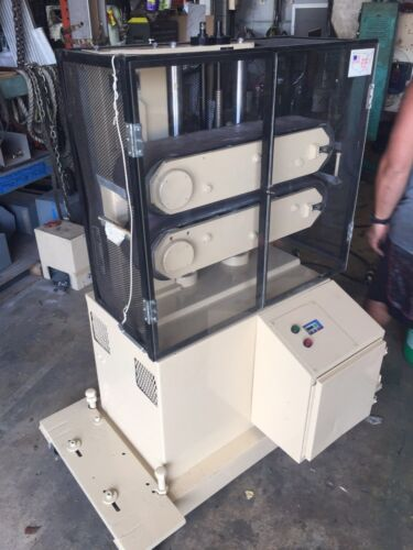 Used REBUILT Metalplast Belt Puller GREAT OPPORTUNITY