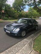 Mercedes Benz E320 Elegance 2003 Ryde Ryde Area Preview