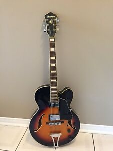 Ibanez Artcore AF75 Hollow Body Electric Guitar