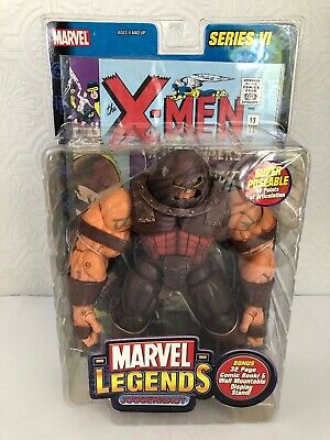 MARVEL LEGENDS Series 6 JUGGERNAUT MOC 2004