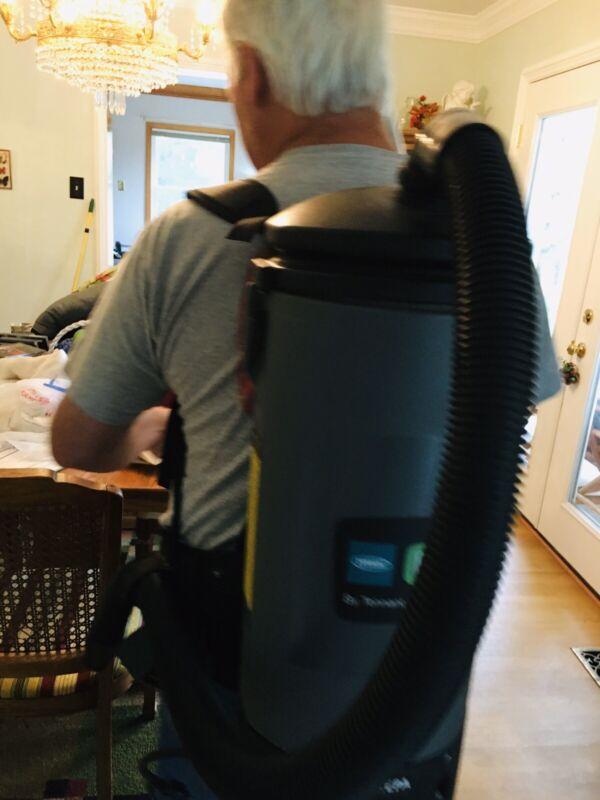 Commercial Noble Tennant Backpack Vacuum