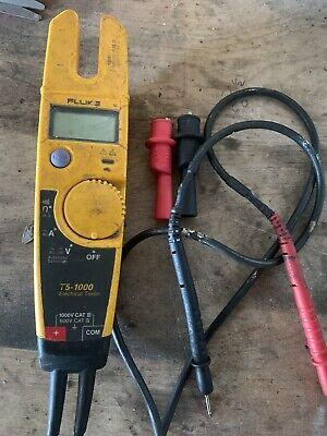 Fluke T5-1000 Voltagecontinuitycurrent Tester