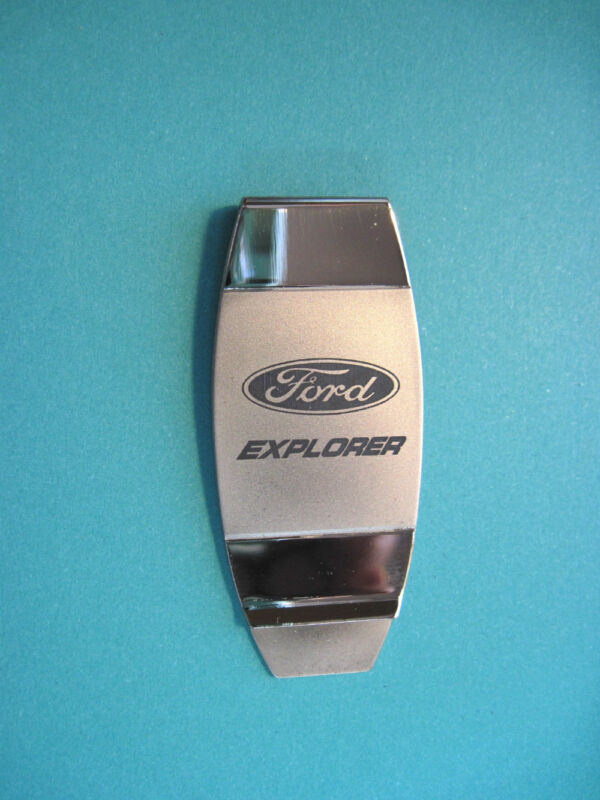 FORD  EXPLORER -  money clip (B-2) GIFT BOXED