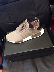 Deadstock nmd's for cheap(Three pairs for sale) olive, black,red