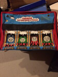 Thomas and Friends toy case