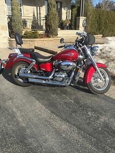 Moto Honda shadow ace 2003