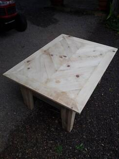 Coffee Table reclaimed pallet Noosa Heads Noosa Area Preview