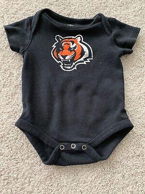 l BABY INFANT One Piece 6-9 Months (Cincinnati Bengal)