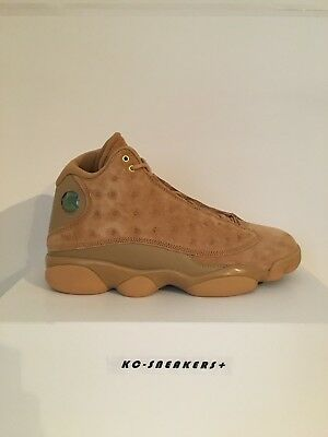 "Nike Air Jordan 13 Retro ""Wheat""    US 10   EUR 44  NEU"