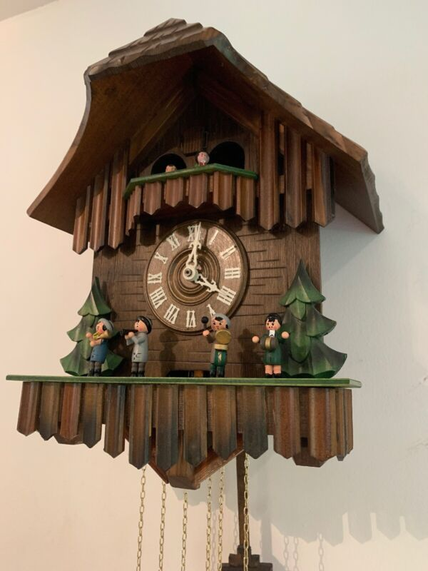 Large Cuckoo Clock 8 Day